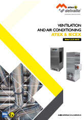 Ventilation and Air Conditioning Atex & IECEx · Atex Delvalle