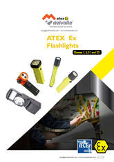 Atex Ex Flashlight · Atex Delvalle