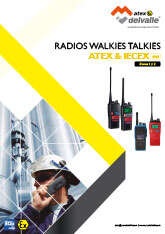 Radios Walkies Talkies Atex · Atex Delvalle