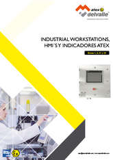 Industrial Workstations y HMI´S · Atex Delvalle