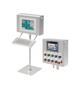 Workstation, HMI´s et Indicators Atex · Atex Delvalle