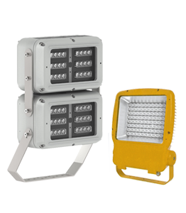 Proyectores Atex LED · Atex Delvalle