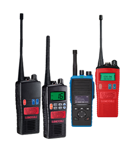 Walkie Talkies Atex & IECEx · Atex Delvalle