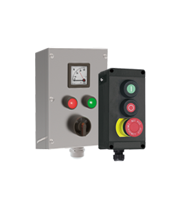 Control Stations · Atex Delvalle