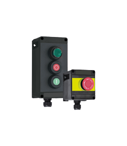 Atex Push Buttons IP66 · Atex Delvalle