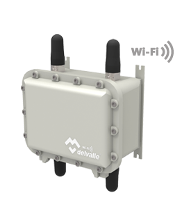 Hazardous Area Access Point WiFi · Atex Delvalle
