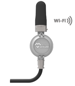 Hazardous Area Antenna Wi-Fi 2.4GHz · Atex Delvalle