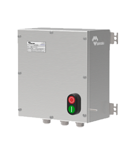 Motor Starter with Thermal Relay Atex & IECEx · Atex Delvalle