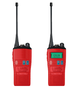 Walkies Talkies SOLAS Banda Marina Radios Fire-Fighter · Atex Delvalle