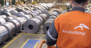 Stabilimento industriale ArcelorMittal · Atex Delvalle