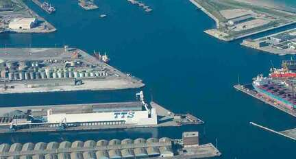 PORT OF DUNKERQUE · Atex Delvalle