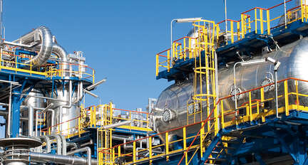 Sectors de petroli i gas · Atex Delvalle