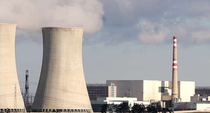Nuclear & thermal power · Atex Delvalle