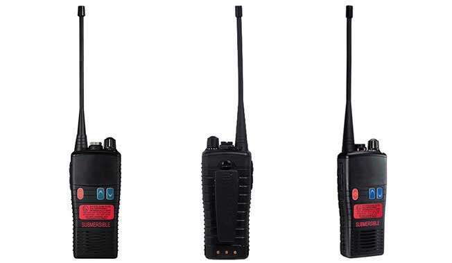 Radio Walkies Talkies Atex Terrestres · Atex Delvalle