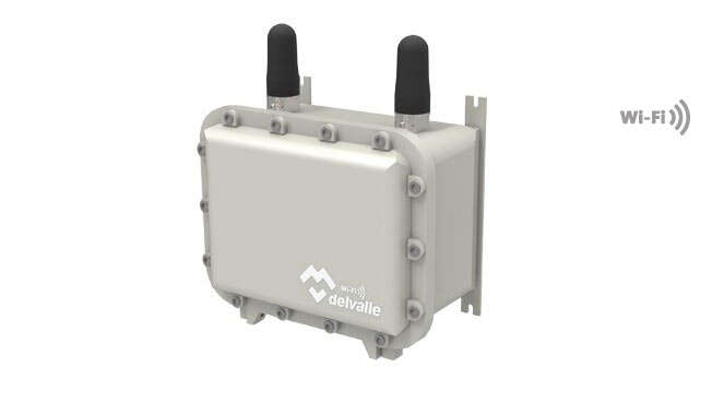ATEX WiFi Access Point · Atex Delvalle