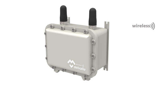Bespoke Access point wireless hazardous Enclosure · Atex Delvalle