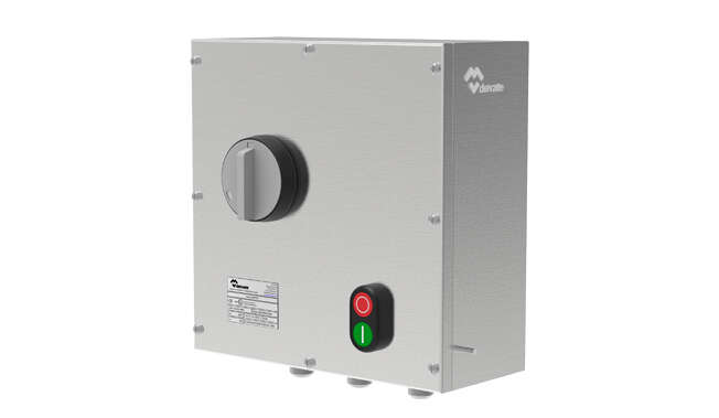 Atex Motor Starters with Motor Protection · Atex Delvalle on