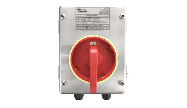 Safety and Isolation Switch ATEX & IECEx · Atex Delvalle