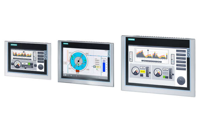 Industrial Panel PC Operator Workstation Monitor HMI · Atex Delvalle