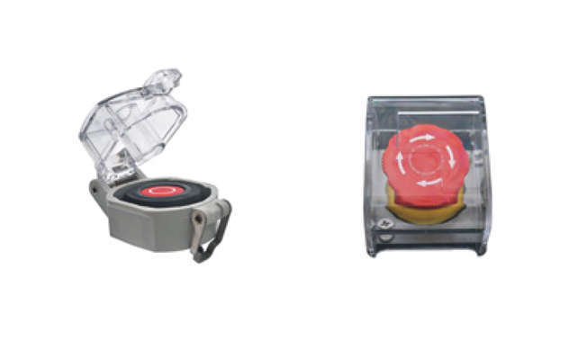 Pushbuttons Atex · Atex Delvalle