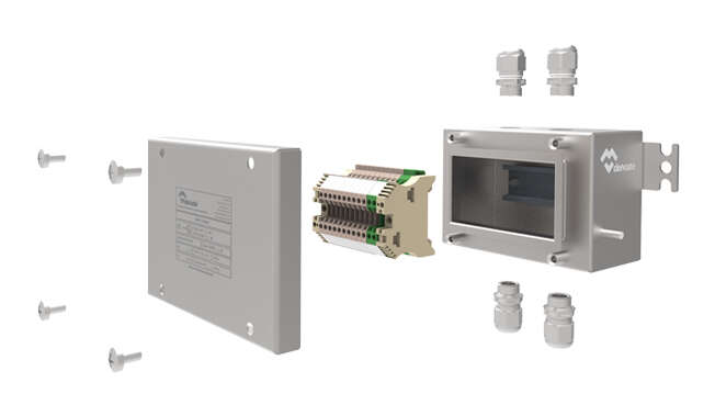Atex Lighting Junction Boxes · Atex Delvalle