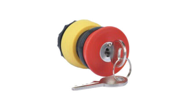 Ex Emergency Stop Key-Releasing Button · Atex Delvalle
