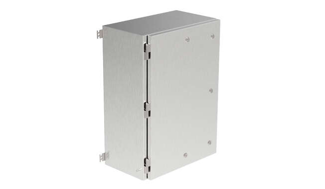 Increased Safety Enclosure Luxorex · Atex Delvalle