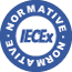 Logo IECEX · Atex Delvalle