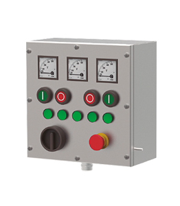 Ex Local Control & Distribution Boxes Contrex · Atex Delvalle