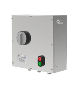 Atex Motor Starters with Motor Protection · Atex Delvalle