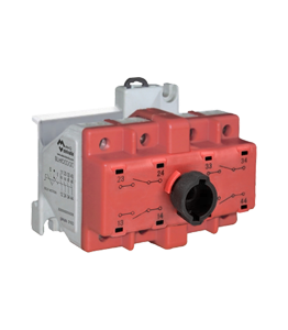 Ex Switch Module 4 Poles (Control Switch, Load Isolation Switch) · Atex Delvalle
