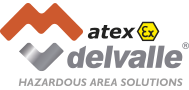 Manufacturer hazardous area electrical solutions · Atex Delvalle